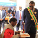 Geingob sworn in for 2nd term on Independence Day