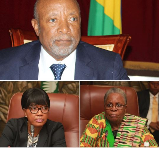 Geingob re-appoints top three execs in new cabinet