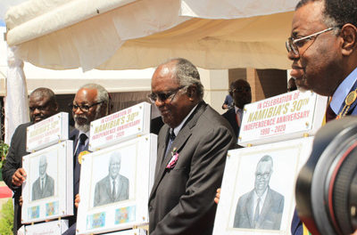 First of its kind N$30 commemorative banknote unveiled