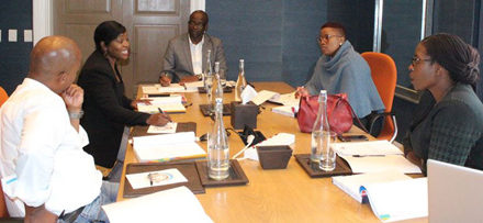 Nambia hosts ECF-SADC Executive meeting