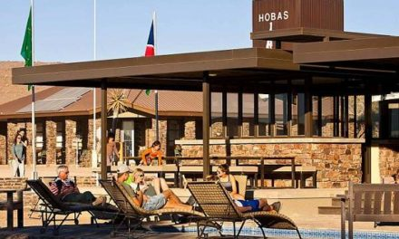 French tourist who stayed at Hobas Lodge has tested Corona positive – lodge locked down