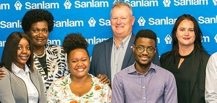 Six more students study with Sanlam bursaries in relevant fields at local universities