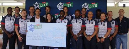 Cricket Namibia bags sponsor for all international games on home soil