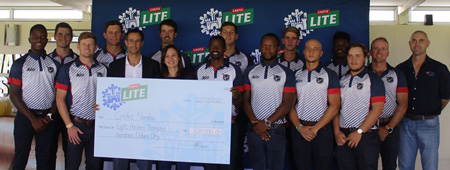 Cricket Namibia bags sponsor for all international games on home soil