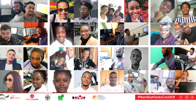 Winners of #NamibiaHacksCovid19 hackathon announced