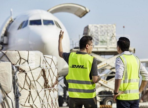 DHL's UbuntuConnect brings critical supplies from China via Dubai