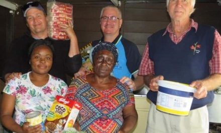 DRC street kids in Swakop get daily sustenance with help from O&L hotel and grocer