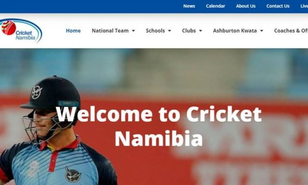 Cricket Namibia launches redesigned easy accessible website