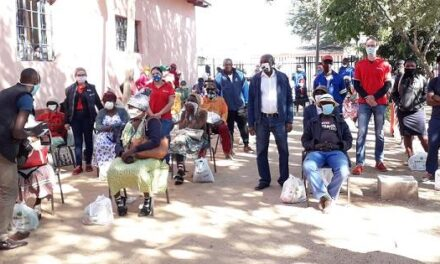Otjiwarongo Multi-purpose Help Centre reaches out to destitute families to relieve food shortages
