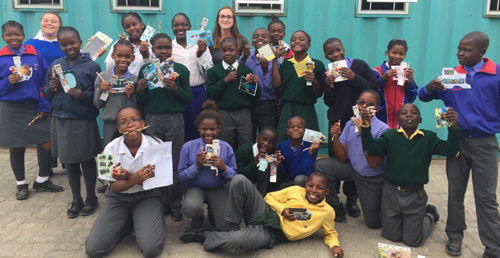 Mondesa Youth Trust empowered to educate promising learners – FNB donates N$250,000