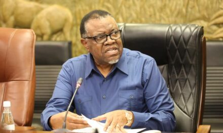 Geingob urges senior government officials 'to do more with less'