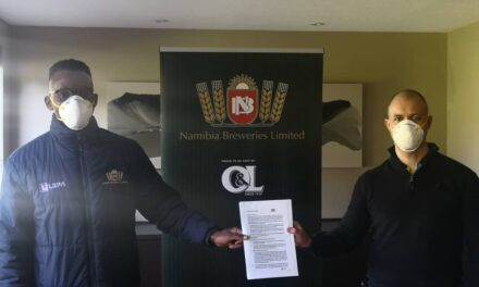 Breweries reaffirms support to local cab-app service LEFA