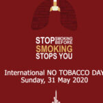 There is no safe way to smoke – Cancer Association readies to observe World No Tobacco Day