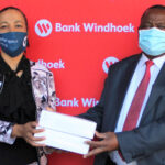 Local bank assists government with 500 reagent testing kits in fight against COVID-19