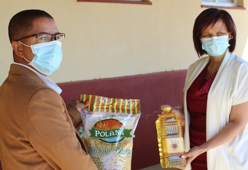 Third chapter of Old Mutual's regional food support completed in the South