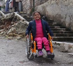 COVID-19: People with disabilities facing tough times – UN calls for people with disabilities to be at centre of response
