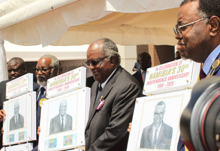 New N$30 commemorative banknote to enter circulation on Friday