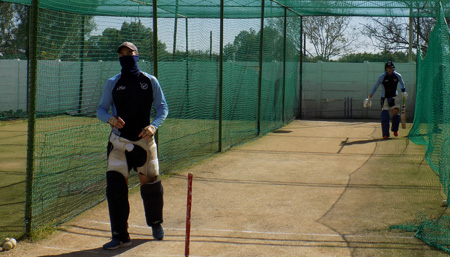 National cricket squad commences with training to stay fit ahead of T20 World Cup