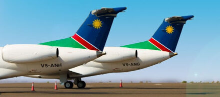 Air Namibia staff return to work after testing negative for COVID-19