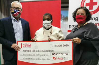 Coca-Cola pours in support for fight against Covid-19