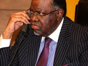 'Upper middle income' classification irks Geingob
