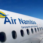 Air Namibia reparation flight from Germany to land on Thursday
