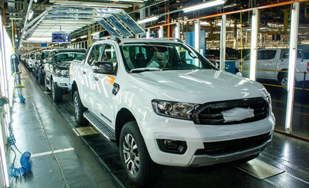 Ford begins phased production and operations restart in South Africa