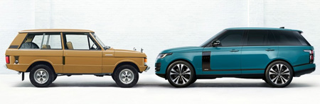 Range Rover Fifty Special Edition now available to order from respective sub-Sahara Africa dealers
