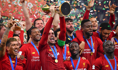 The world's top football leagues return live to SuperSport