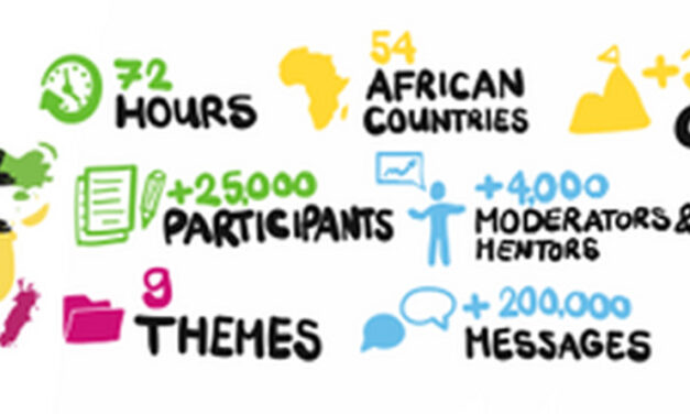 100 finalists for IDEATHON #Africavs Virus challenge announced