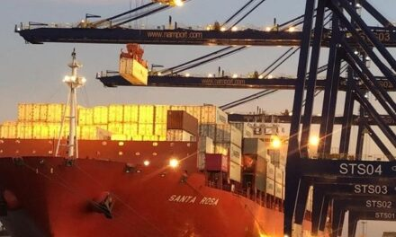 Namport helps Maersk set new own African cargo record