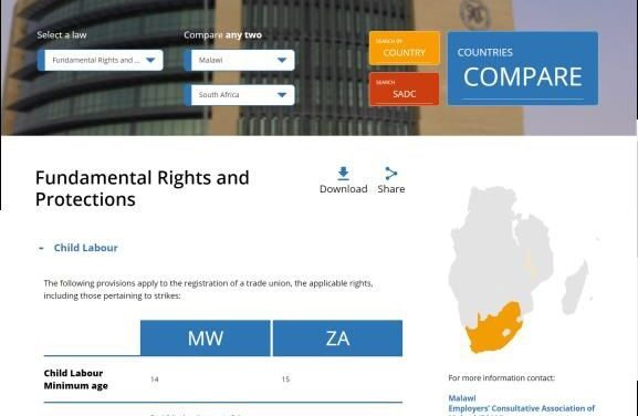 Comprehensive digital SADC labour law guide launched by SADC Private Sector Forum