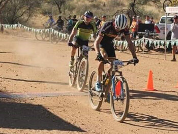 Podium finishes for Vorster, Miller at Nedbank Rock and Rut XC1 Race