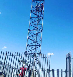 PowerCom completes coastal and Rehoboth towers