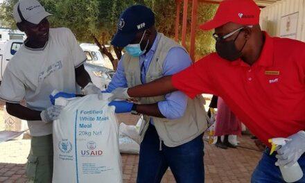 Pepfar food relief reaches deep into Kunene