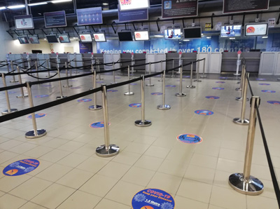 Airports Company works around the clock to ensure HKIA ready for stage 4