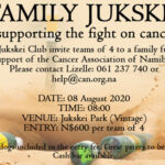 Cancer Association appeals for assistance to raise funds for cancer patients