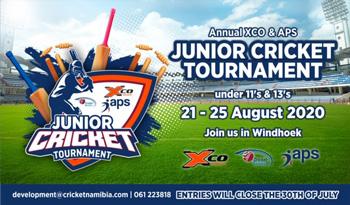 New schools cricket tournament scheduled for August