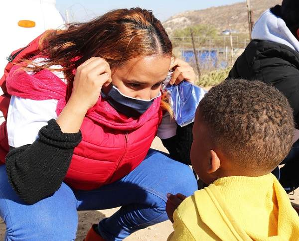 Groot Aub orphans get proper sanitation, electricity and equipped feeding centre