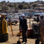 Launched project expected to construct 600 affordable houses in the informal settlements