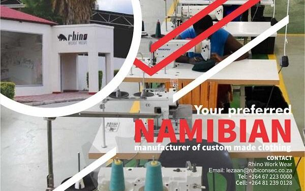 Tsumeb garment manufacturer drawn in second week of SME Free Advertising competition