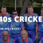 Life begins at 40 – Over 40s cricket league introduced