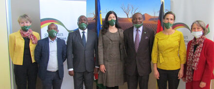 Conservation, tourism sector receives boost from German government