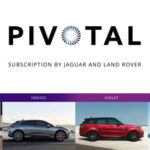 Go electric or go off road: customers can choose with Jaguar Land Rover and Pivotal subscription