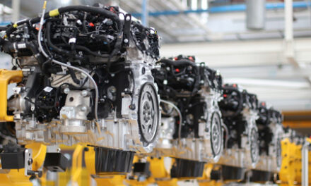 Jaguar Land Rover celebrates a milestone in clean engine manufacturing