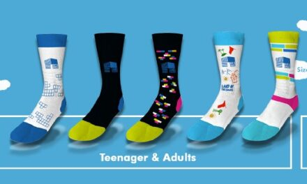 Buy-a-Brick Footprint Socks campaign relaunched
