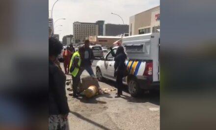Windhoek Municipality opens case against street vendor