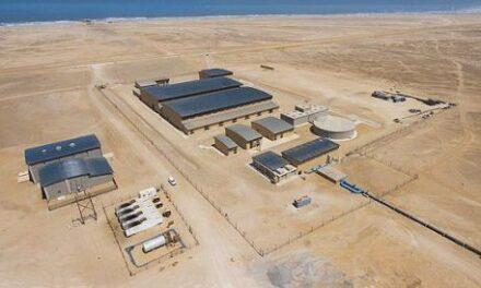 Ambitious AR eyes Erongo Desalination Plant