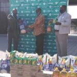 Second half of regional food aid programme carried on in Zambezi and Ohangwena