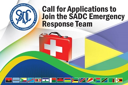 SADC Emergency Response team call for applicants